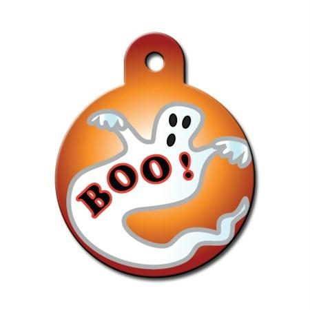 Halloween Circle ID Tag - YourStarPet