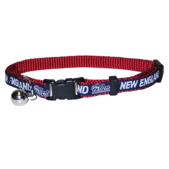 New England Patriots Breakaway Cat Collar - Your Star Pet