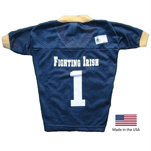 Notre Dame Fighting Irish Pet Jersey - YourStarPet