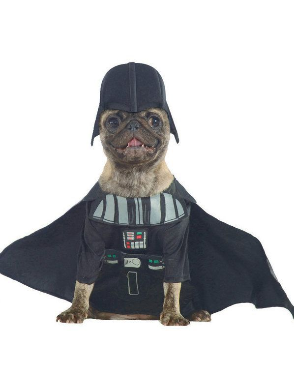 Vader Costume for Pets