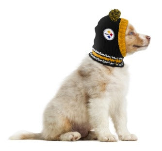 Pittsburgh Steelers Pet Knit Hat - Your Star Pet