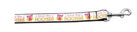 Save the Hooters Nylon Dog Leash - YourStarPet