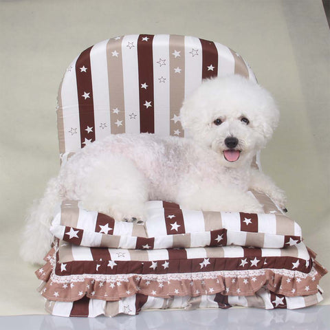 Luxury Small Dog Bed - Your Star Pet