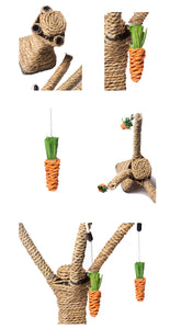 Carrot Tree Scratching Post - Your Star Pet