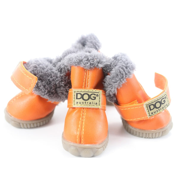 Non-Skid Waterproof Winter Boots for Dogs