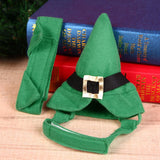 Elf Cap and BowTie Set for Cats/Dogs - Your Star Pet