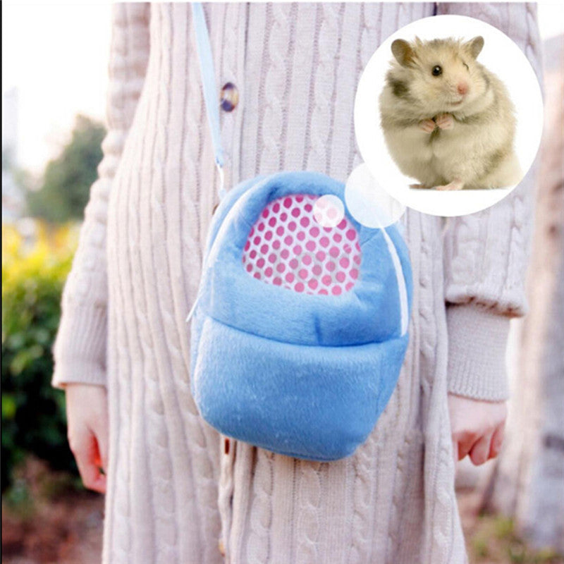 Very Soft Small Animal Carrier With Shoulder Strap - Your Star Pet