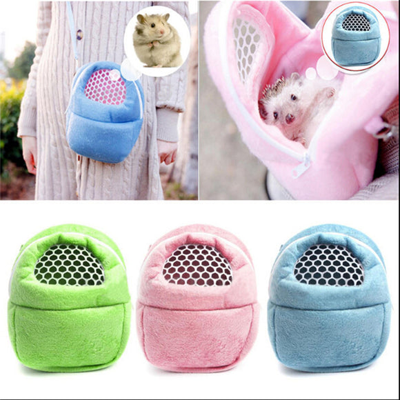 Very Soft Small Animal Carrier With Shoulder Strap - YourStarPet