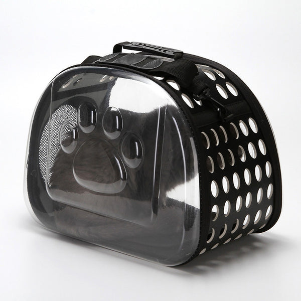 Clear Pet Carrier - YourStarPet