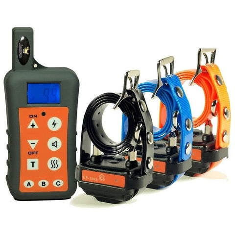 Waterproof Rechargeable Dog Training Collar 1200m