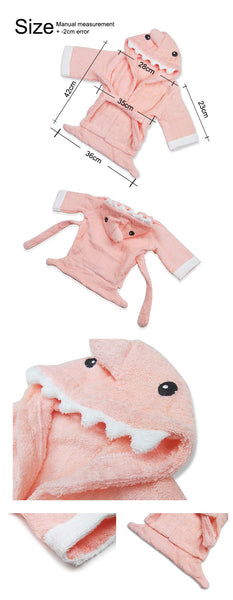 Comfy Cotton Pet Robe - YourStarPet