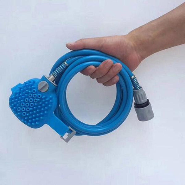 Pet Bath Sprayer With Massage/Shampoo - YourStarPet