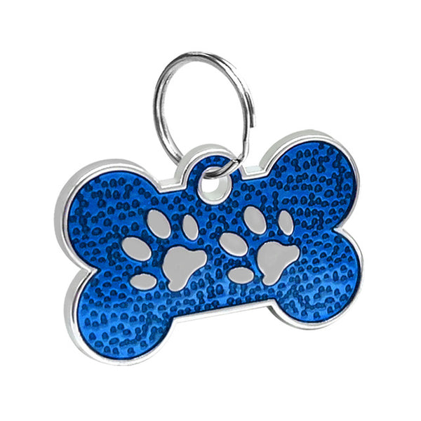 Personalized Pet ID Tags (Assorted Designs) - YourStarPet