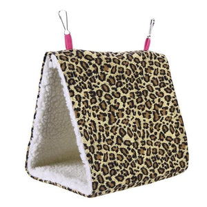 Leopard Print Hammock for Small Pets - Your Star Pet
