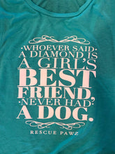 Dogs are a Girls Best Friend Tank