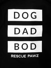 Dog Dad Bod T-Shirt (Printed on Front)