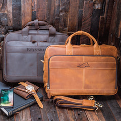 Handmade Genuine Leather Bags - LilyCraft