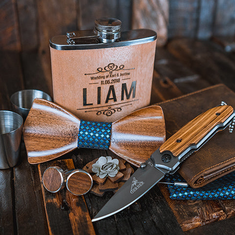 gift ideas for men, gift for fathers, gift for boyfriend, best man gifts, groomsman gifts, engraved hip flasks