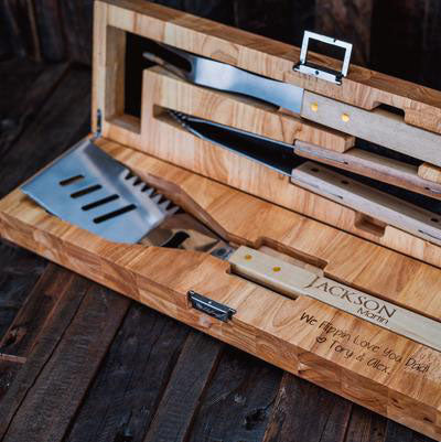 fathers day gifts, father's day gifts, father's day gift, fathers day 2020, gifts for dad, bbq tool grill set, bbq gift set
