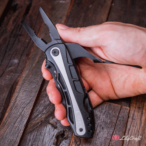multi tool pliers knife set