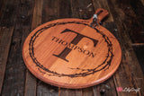 Cheese Cutting Board Personalized Charcuterie Board
