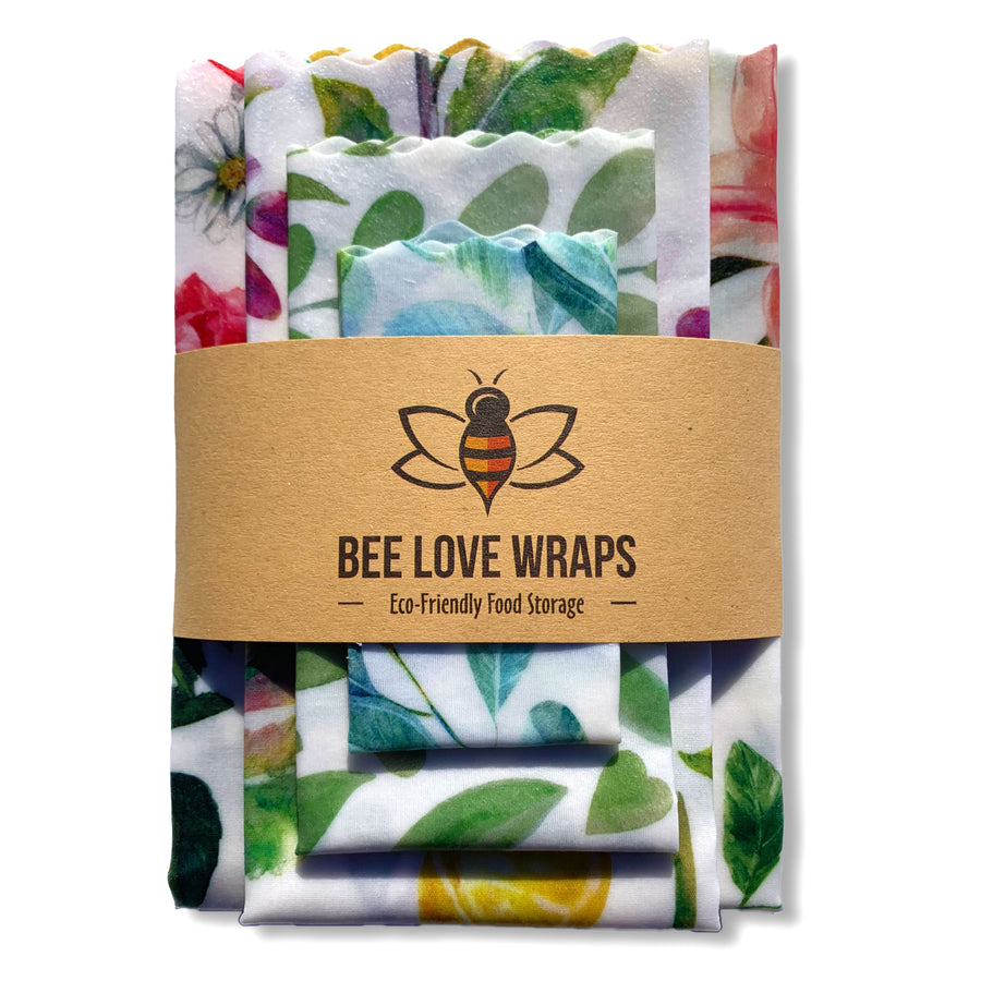 beeswax wrap 6 pack