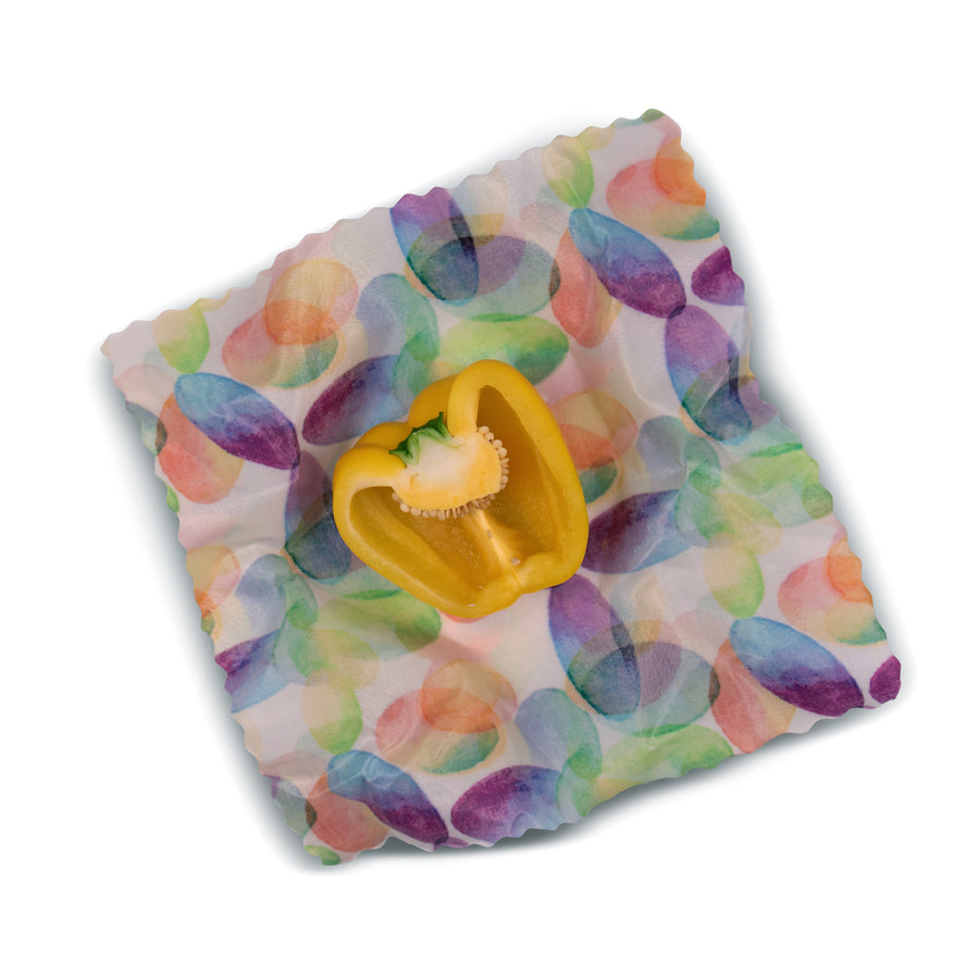 beeswax wrap medium capsicum