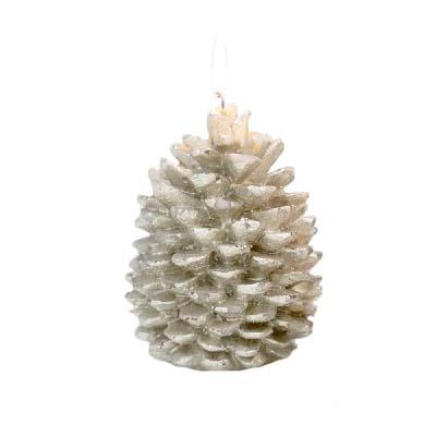 Pinecone Candle - Small