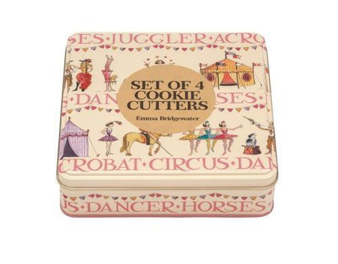 Emma Bridgewater Circus Cookie Cutter Set