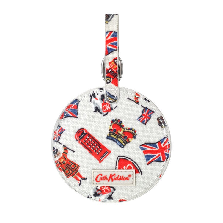Cath Kidston London Stamps Luggage Tag