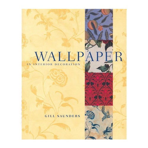 Gill Saunders - Wallpaper in Interior Design