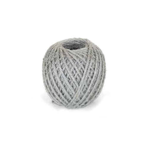 Natural Twine Balls 250G Dove Grey