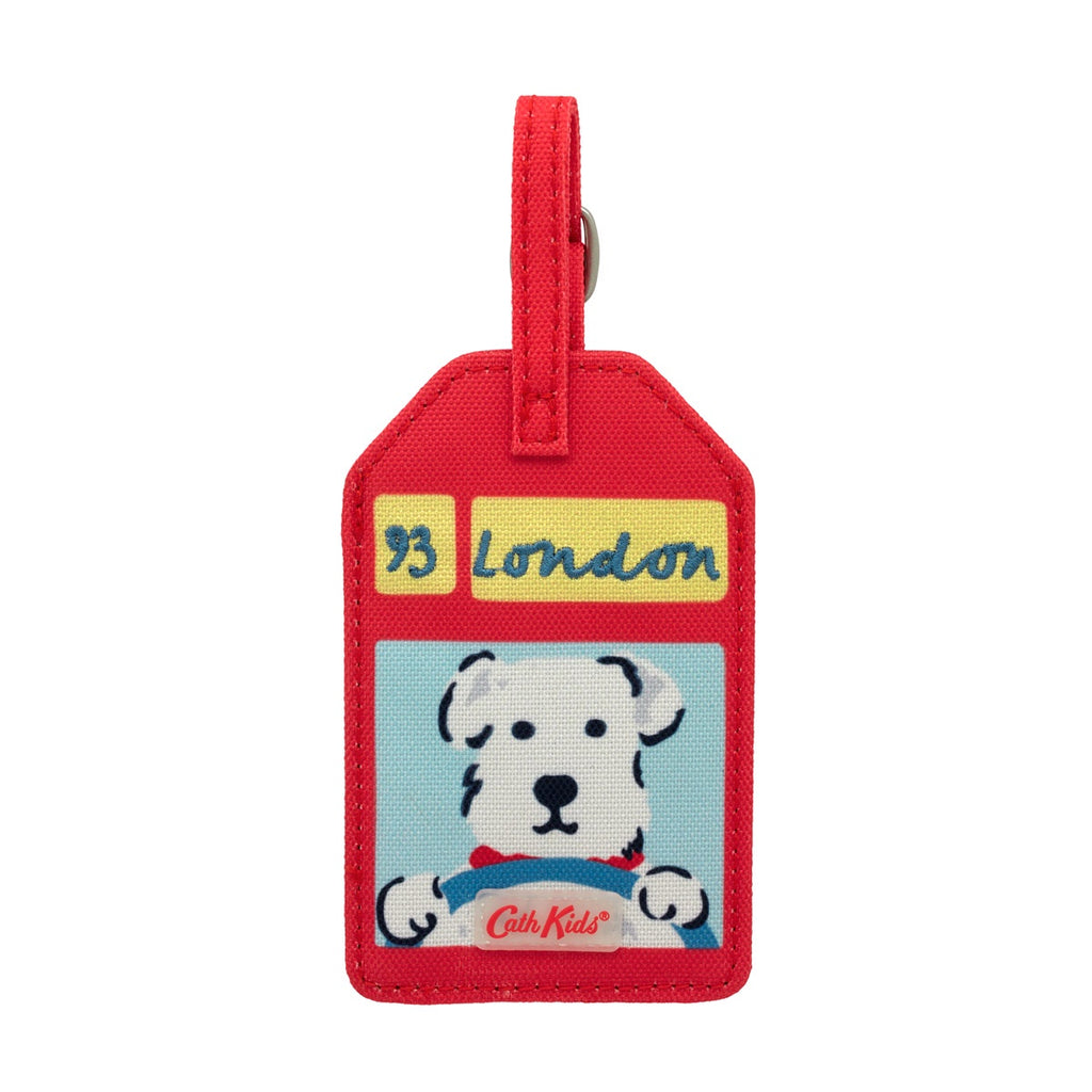 Cath Kidston Kids Billies Bus Luggage Tag