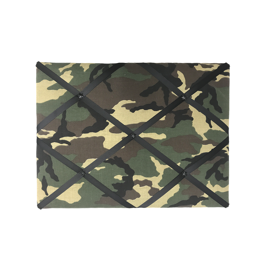 Small Notice Board Army Camouflage