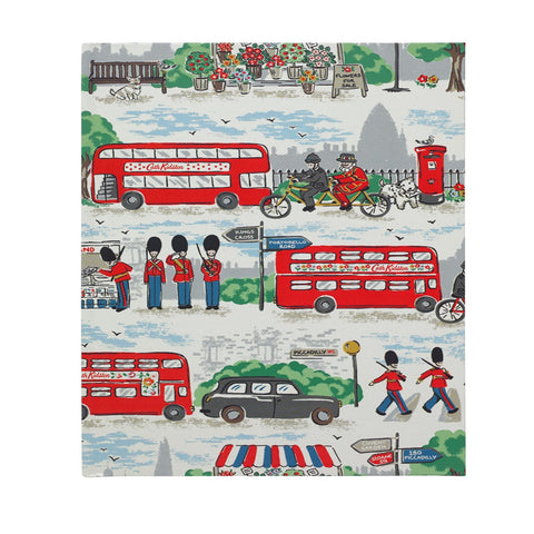 Cath Kidston London Street Hard Cover Notebook