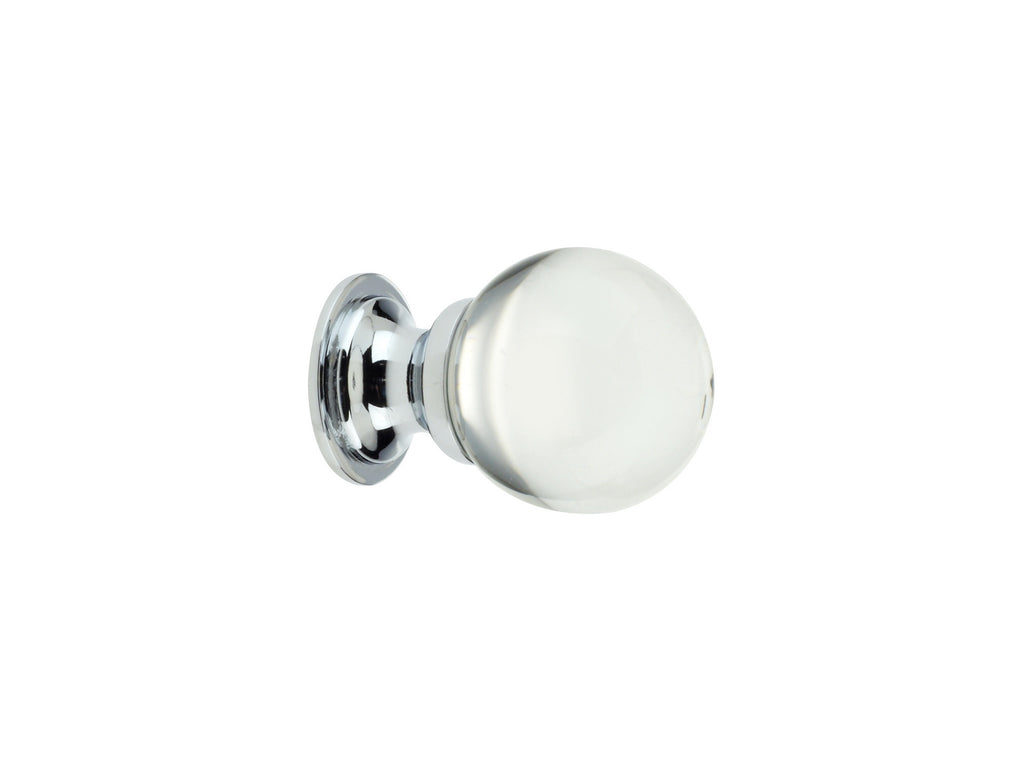 Round Glass Knobs
