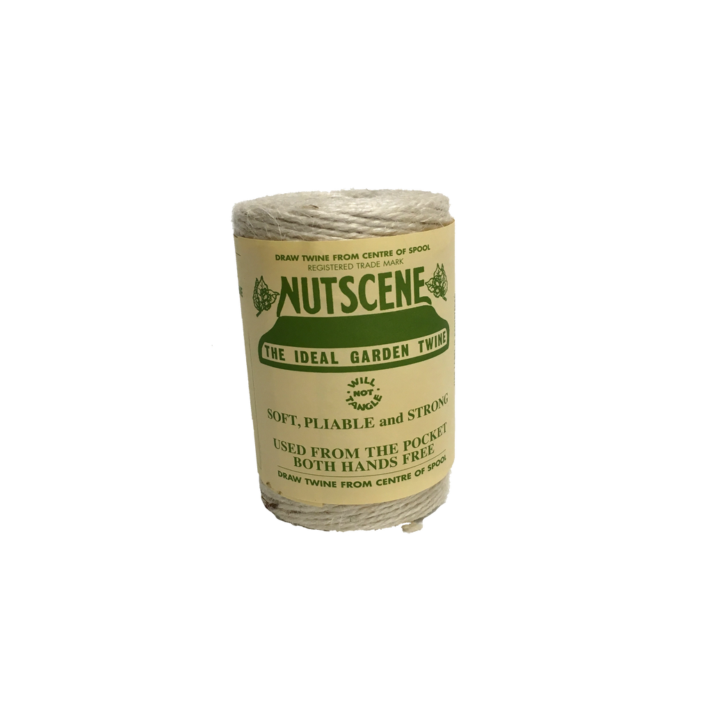 Nutscene White Natural Twine Roll 100g