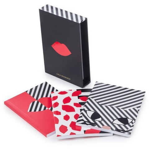 Lulu Guinness Notebook Box