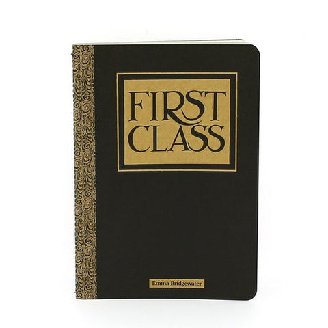 Emma Bridgewater First Class Notebook