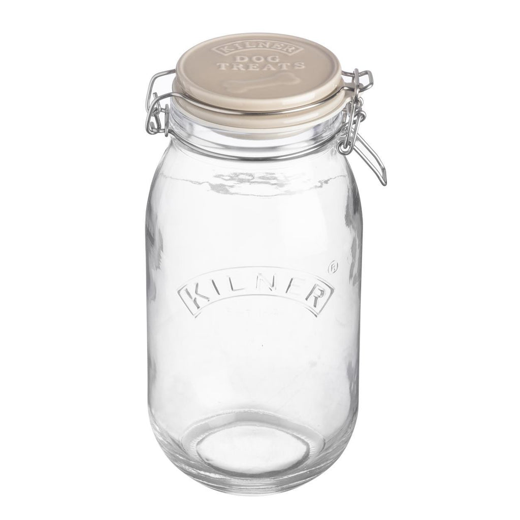 Kilner Dog Treat Storage Jar