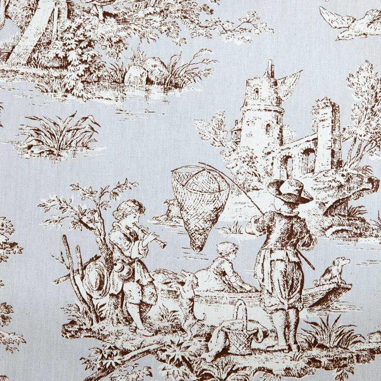 Annie Sloan Normandie Toile Fabric