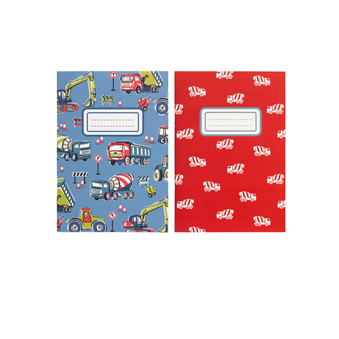 Cath Kidston Construction Kids Notebook Pack