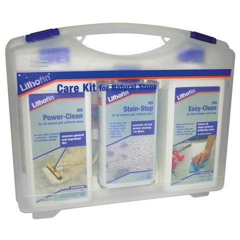 Lithofin Care Kit BE