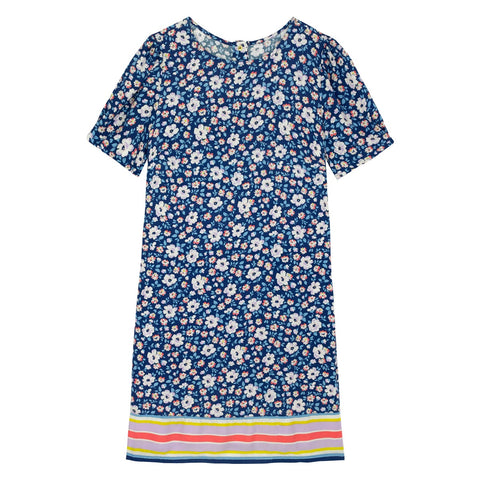 Cath Kidston Island Flowers Modal Twill Dress
