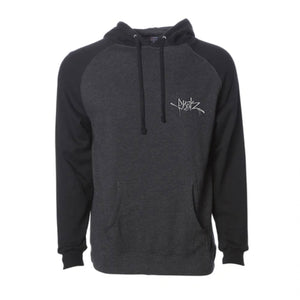 Stealth Grey Snak Pullover - Snak The Ripper