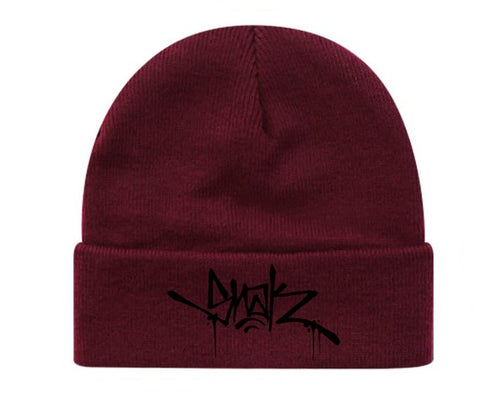 Snak Tag Beanie - Snak The Ripper