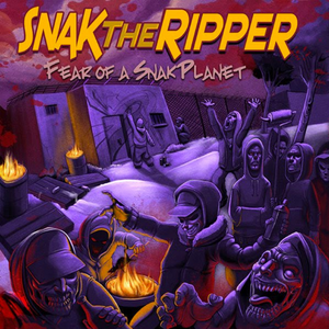 Snak The Ripper - Fear Of A Snak Planet CD