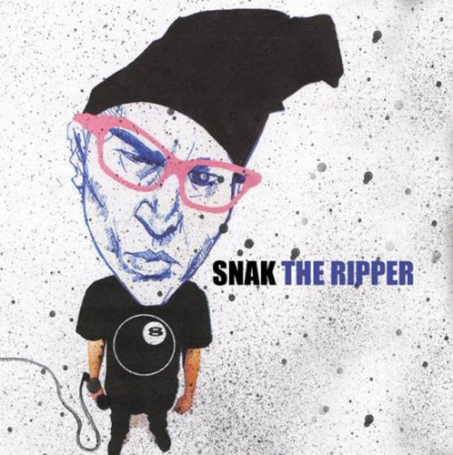 Snak The Ripper - The Ripper CD