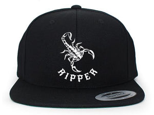 Ripper Scorpion Snapback - Snak The Ripper