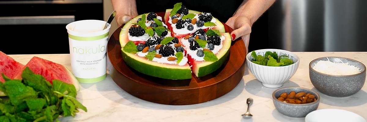 AMPERNA® Watermelon Pizza